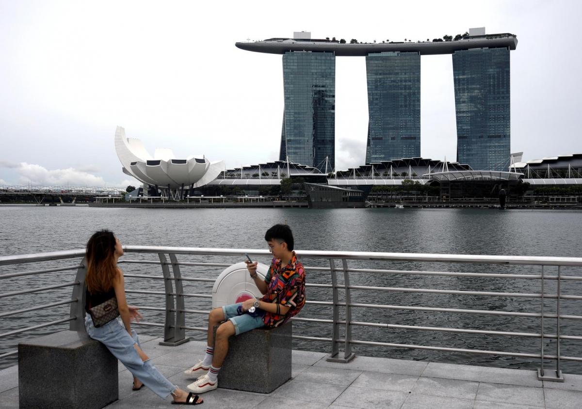 Nhu cầu du lịch tăng vọt tại Singapore