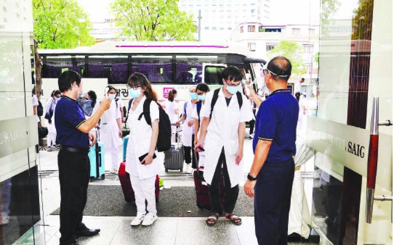 Tp. HCM: Ngành du lịch chung tay phòng, chống dịch