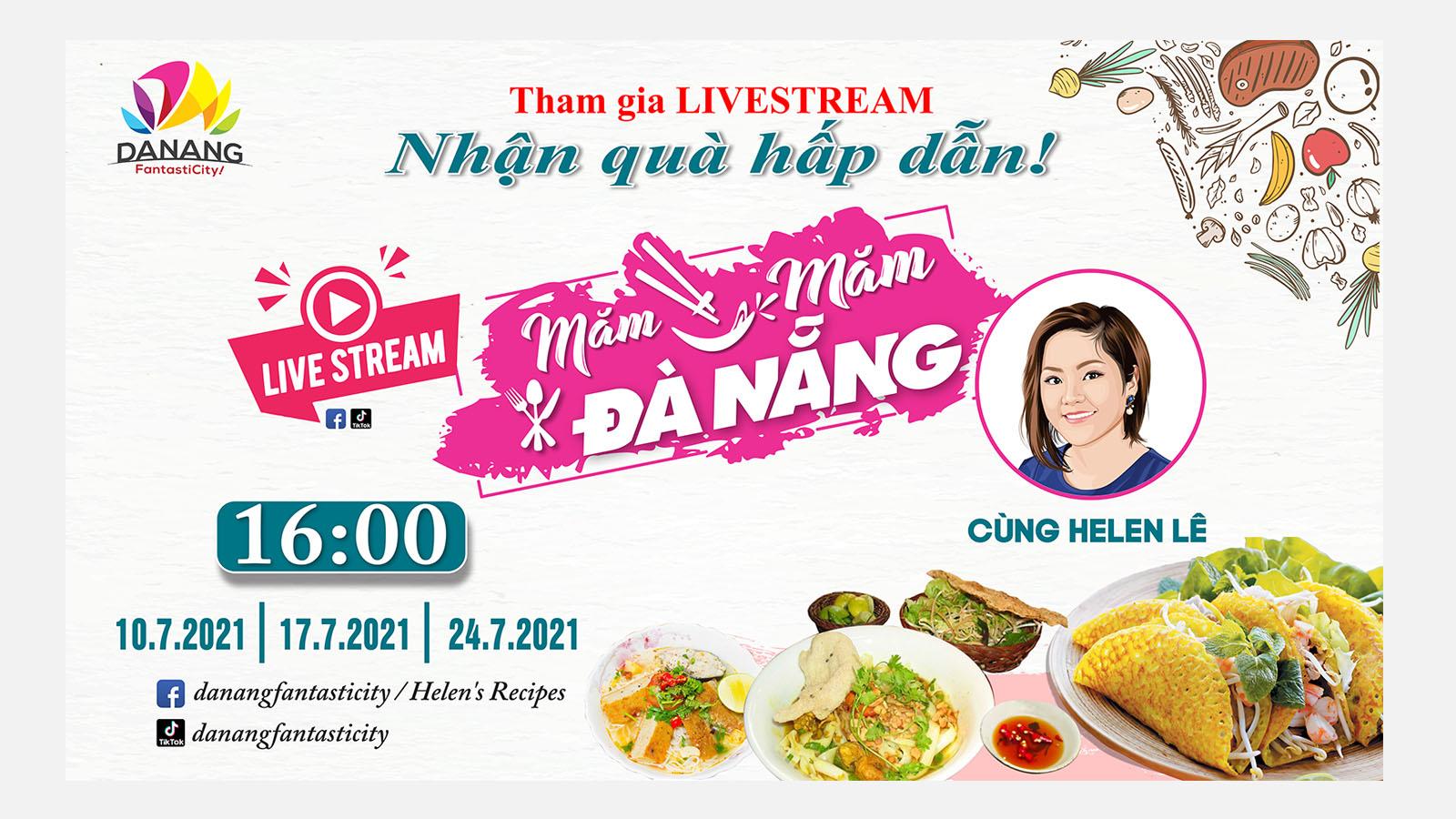 Khám phá ẩm thực Đà Nẵng 4.0