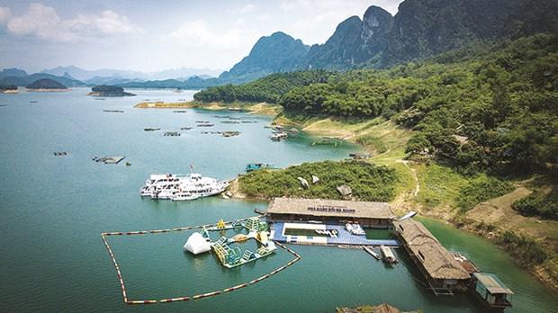 Tân Lạc (Hòa Bình) – Điểm đến đầu tư phát triển du lịch