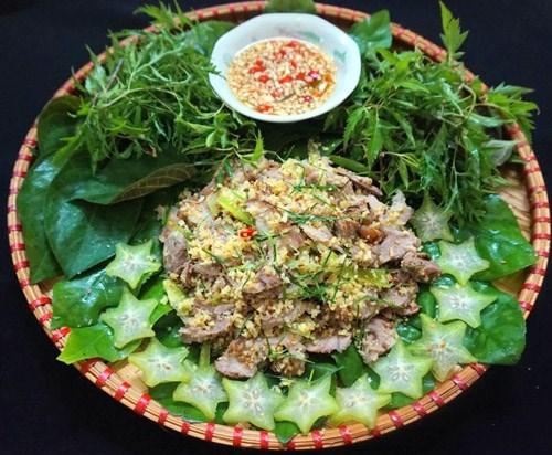 Độc đáo ẩm thực Kim Sơn