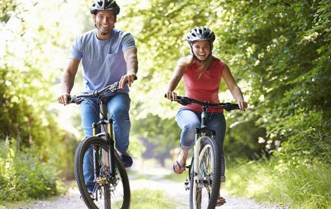 Tư vấn du lịch: Những nguyên tắc đạp xe