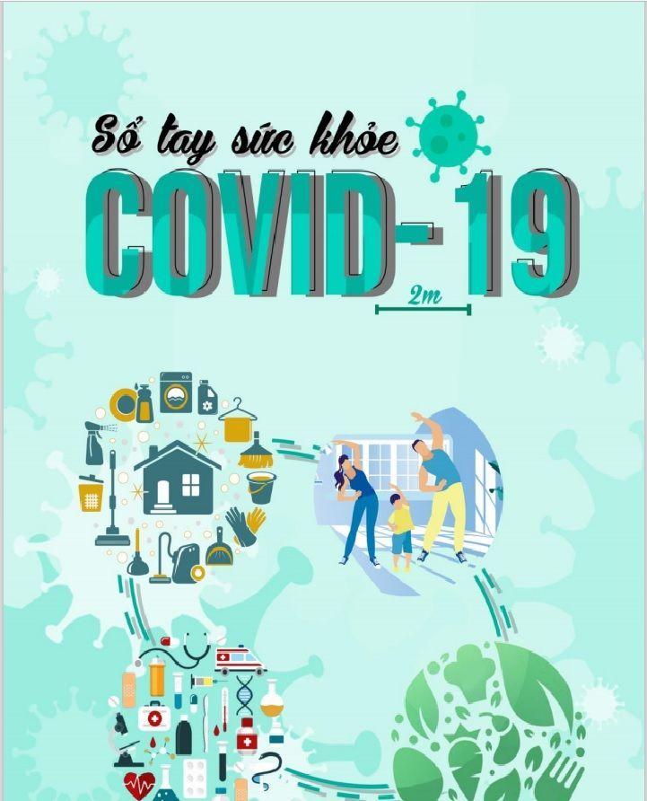 Đại học Y dược Thành phố Hồ Chí Minh ban hành Sổ tay sức khoẻ phòng, chống dịch bệnh Covid-19