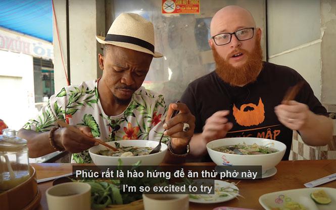 Khi người nước ngoài quảng bá du lịch Việt Nam