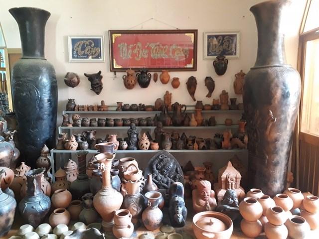Ninh Thuận: Làng gốm cổ Bàu Trúc