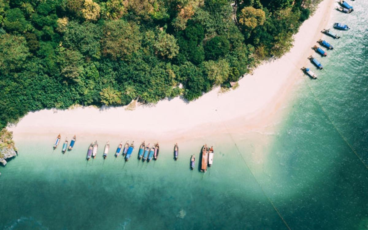 Thái Lan tiếp tục mở rộng mô hình đón khách quốc tế