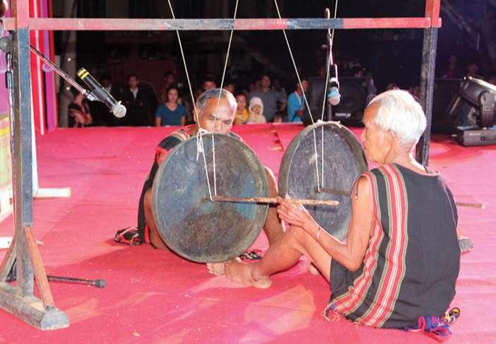 Ngọc Hồi (Kon Tum): Giữ gìn, phát huy di sản văn hóa cồng chiêng
