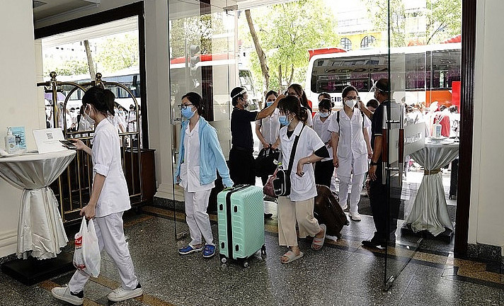 Ngành Du lịch Thành phố Hồ Chí Minh chung tay phòng, chống dịch Covid-19