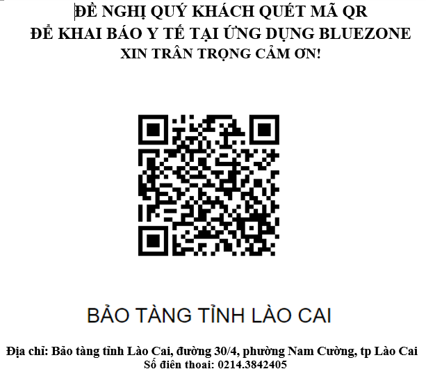 Bảo tàng tỉnh Lào Cai tăng cường thực hiện công tác tuyên truyền, phòng chống dịch Covid-19