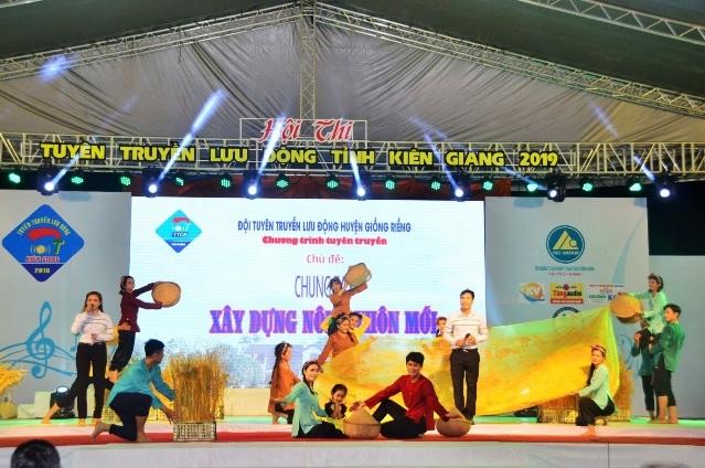 Kiên Giang: Nâng cao chất lượng xây dựng đời sống văn hóa, phát triển du lịch nông thôn