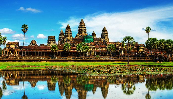 Campuchia và chính sách phát triển du lịch