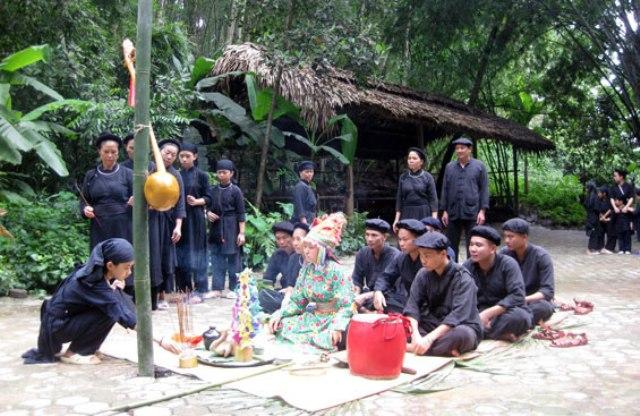 Thái Nguyên: Nghi lễ cấp sắc của người Nùng huyện Đồng Hỷ
