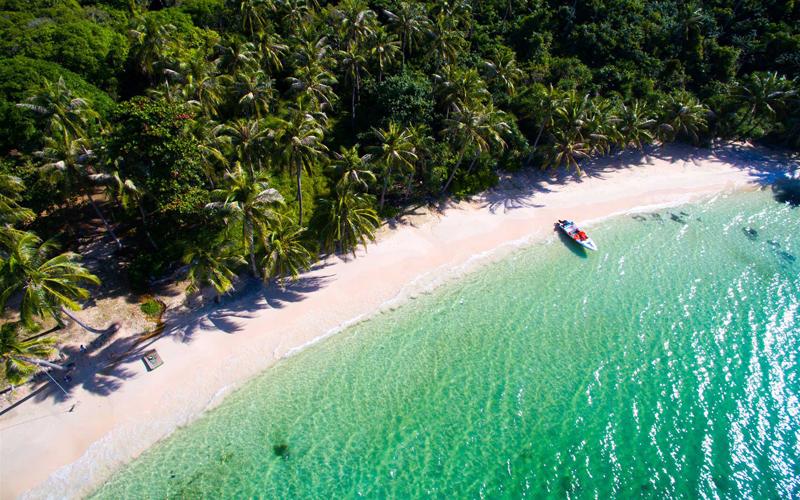 Kiên Giang: Nam Phú Quốc - Thiên đường nghỉ dưỡng mới