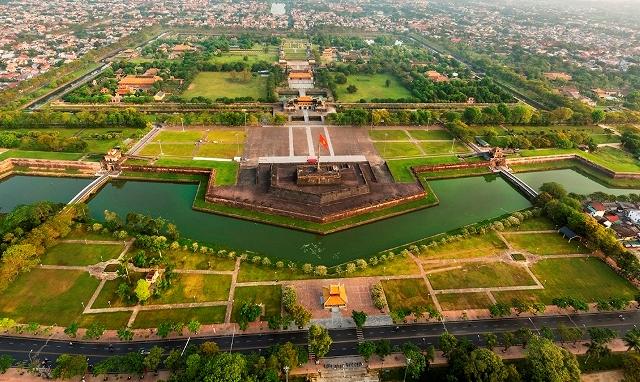 Thừa Thiên Huế đóng cửa di tích để phòng chống dịch Covid-19