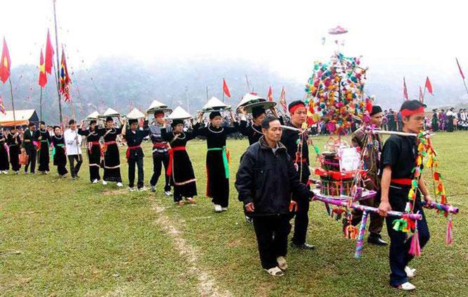 Đặc sắc các lễ hội ở Tuyên Quang