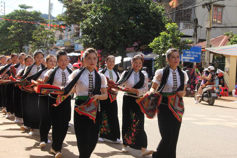 Sơn La: Dừng tổ chức Ngày hội văn hóa các dân tộc Mộc Châu