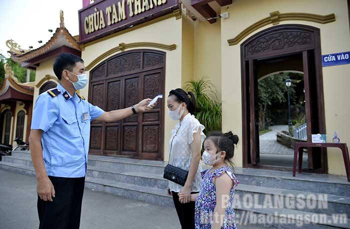Ngành du lịch tỉnh Lạng Sơn: Ứng phó dịch bệnh trong tình hình mới