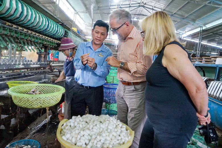 Lâm Đồng: Thị trường du lịch nông thôn