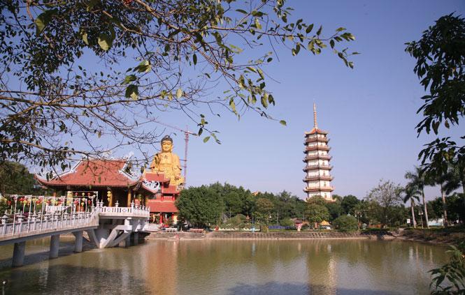 Hà Nội: Chùa Khai Nguyên - điểm nhấn của du lịch Sơn Tây