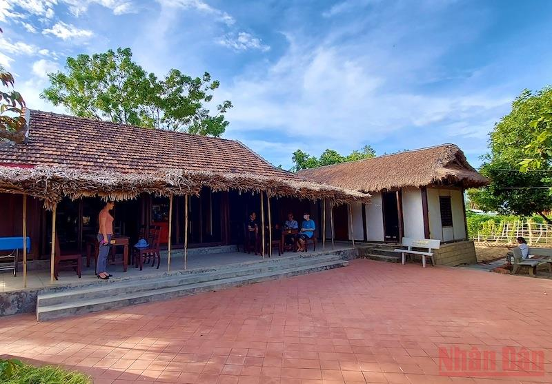 Quảng Bình: Chuyện về ngôi nhà bình dị của Đại tướng Võ Nguyên Giáp bên dòng Kiến Giang
