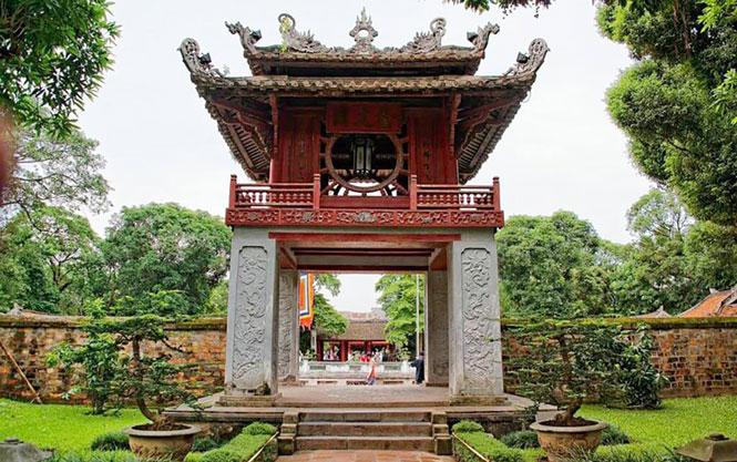 Khuê Văn Các - biểu tượng của Hà Nội