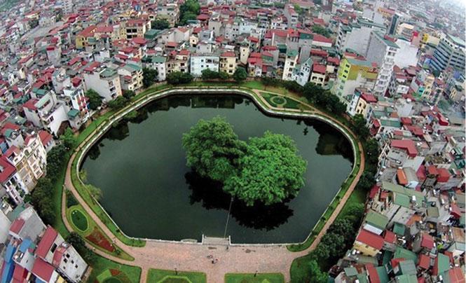 Hà Nội: Giữ gìn ''viên ngọc'' hồ Văn