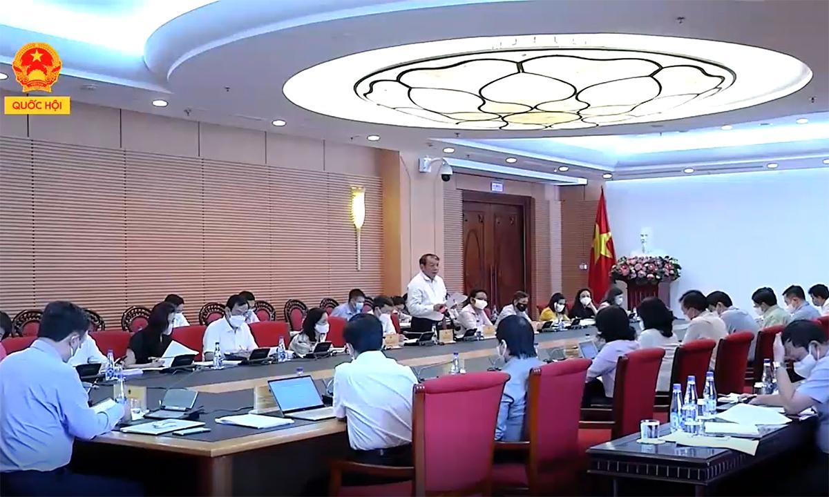 Thường trực Ủy ban Văn hóa, Giáo dục của Quốc hội làm việc với Bộ Văn hóa, Thể thao và Du lịch