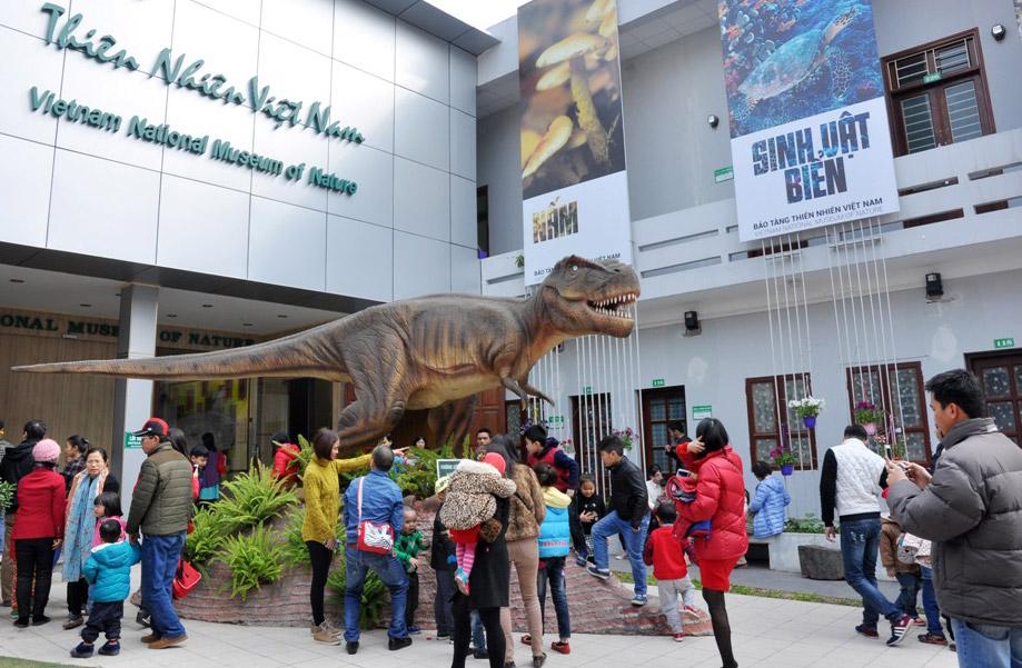 Sẽ xây dựng Bảo tàng Thiên nhiên Việt Nam quy mô hơn 38 ha tại huyện Quốc Oai