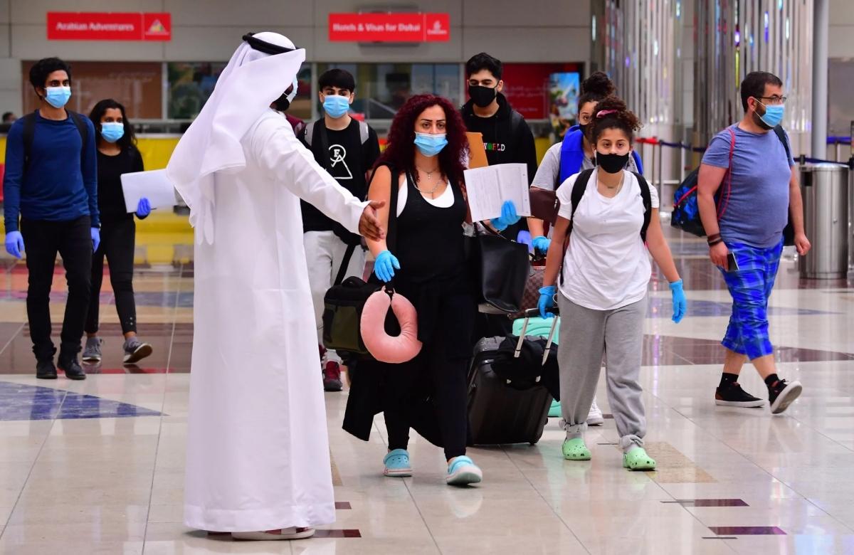 UAE mở visa du lịch cho những người đã được tiêm chủng từ tất cả các quốc gia