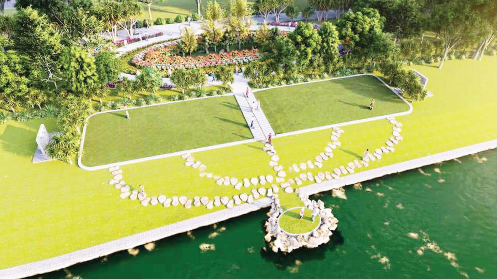 Thừa Thiên Huế: Dựng không gian công cộng, tạo điểm nhấn bên bờ sông Hương