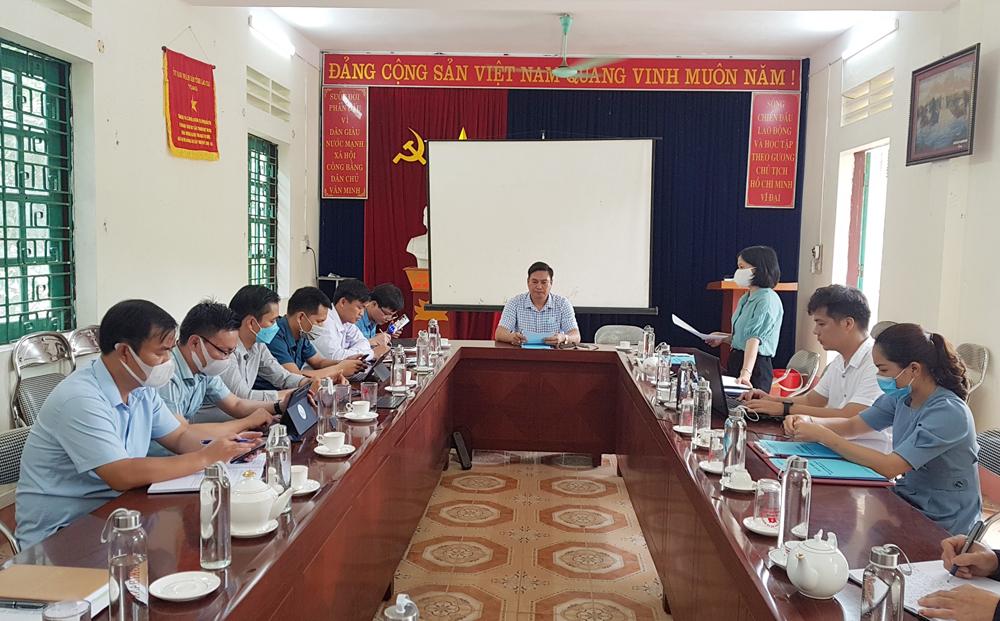 Lào Cai: Thẩm định điều kiện công nhận điểm du lịch cộng đồng xã Nghĩa Đô
