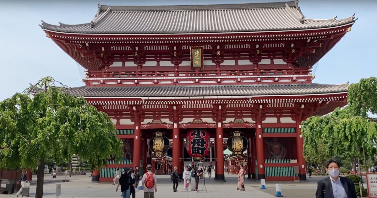 Tour du lịch ảo Nhật Bản nở rộ bên lề Olympic
