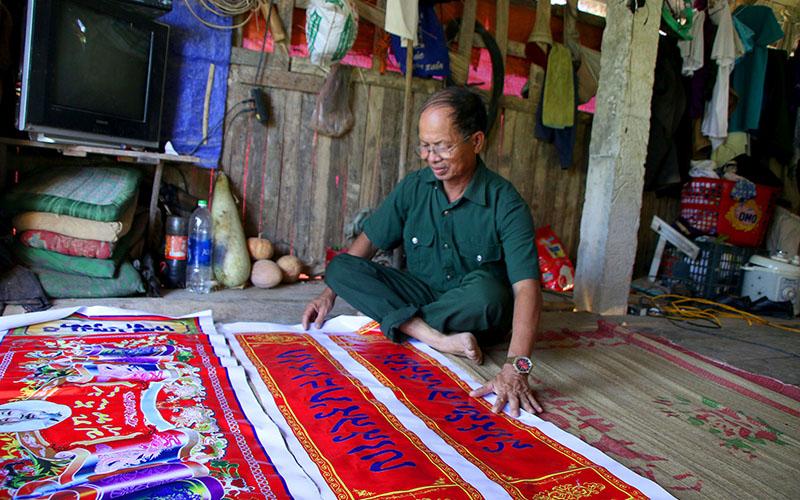 Người truyền lửa đam mê chữ Thái