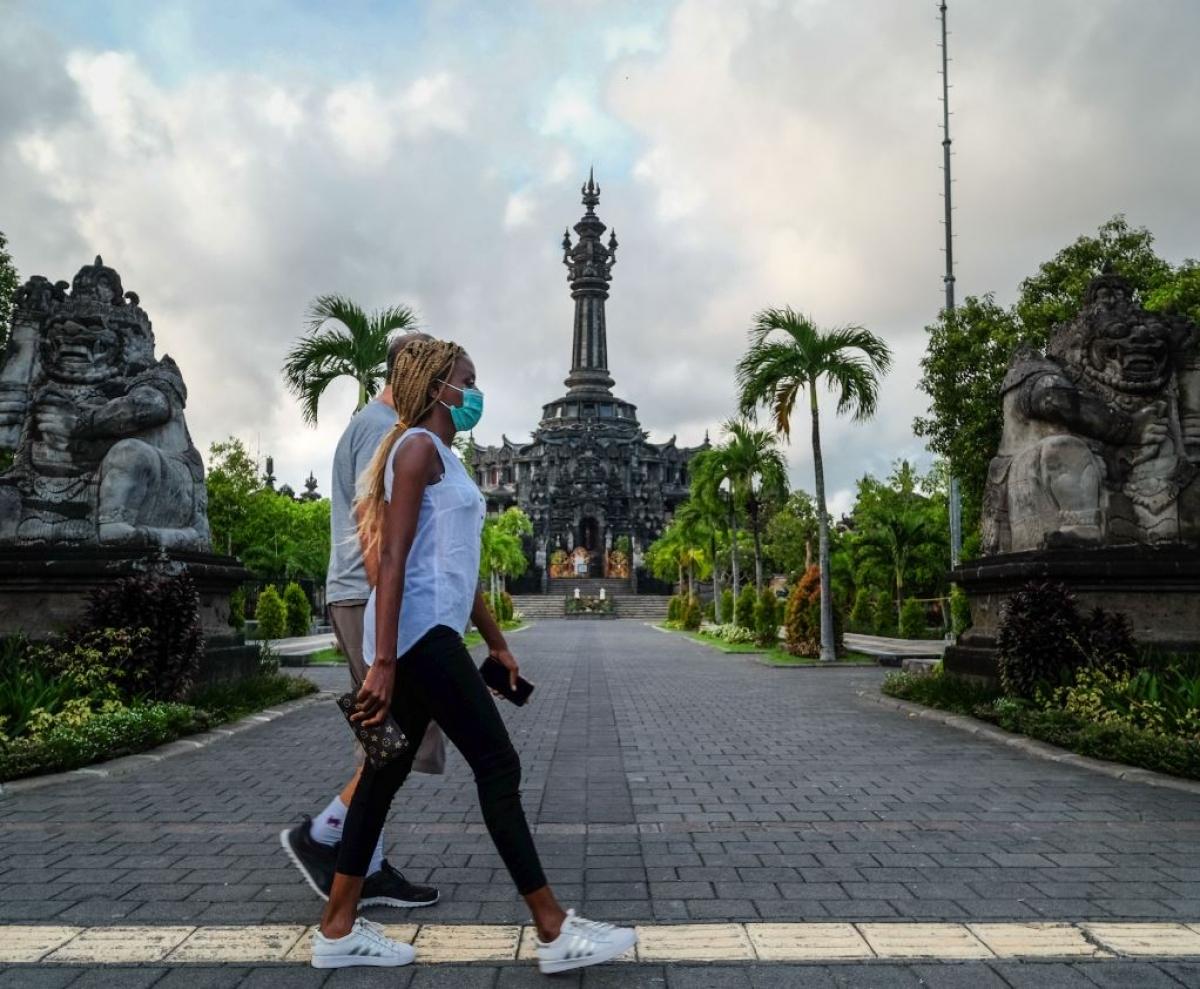 Indonesia thí điểm mở cửa hạn chế các điểm tham quan du lịch