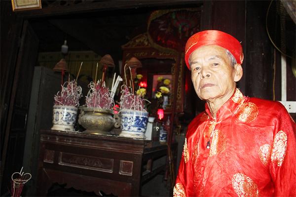 Ngôi làng hơn một thế kỷ canh giữ bảo vật vua Hàm Nghi