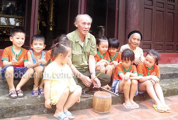 Bắc Ninh: Đổi mới, đa dạng hoạt động giáo dục di sản văn hóa