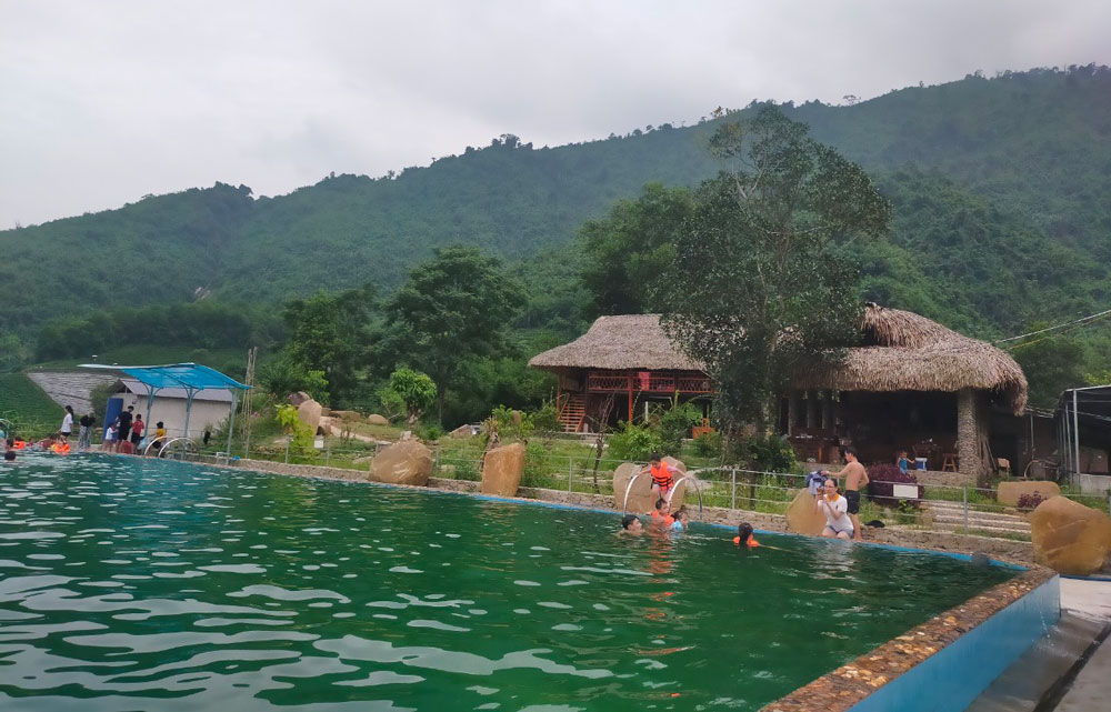 ''Đánh thức'' du lịch homestay Thái Nguyên