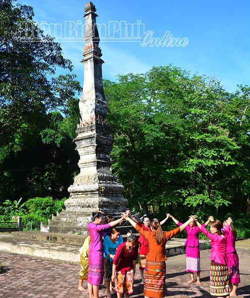 Phụ nữ Điện Biên quảng bá du lịch địa phương
