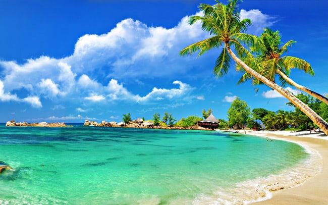 Đảo ngọc Phú Quốc - địa điểm lý tưởng mở đầu thí điểm đón khách du lịch quốc tế
