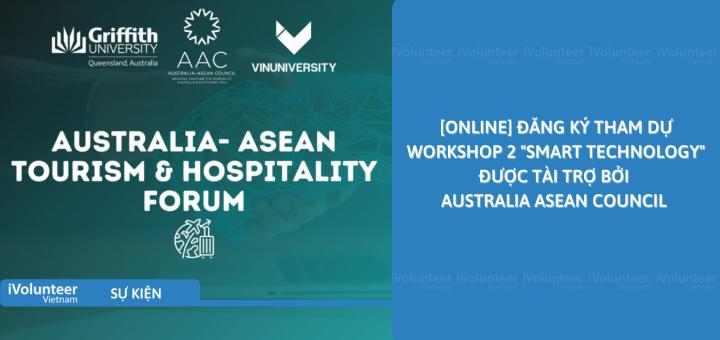 Mời tham dự Hội thảo Smart Technology về công nghệ thông minh trong phục hồi và phát triển ngành du lịch và khách sạn