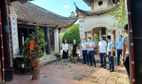 Phú Thọ: Tổ chức thẩm định hồ sơ đề nghị công nhận Điểm du lịch văn hóa cộng đồng Hùng Lô