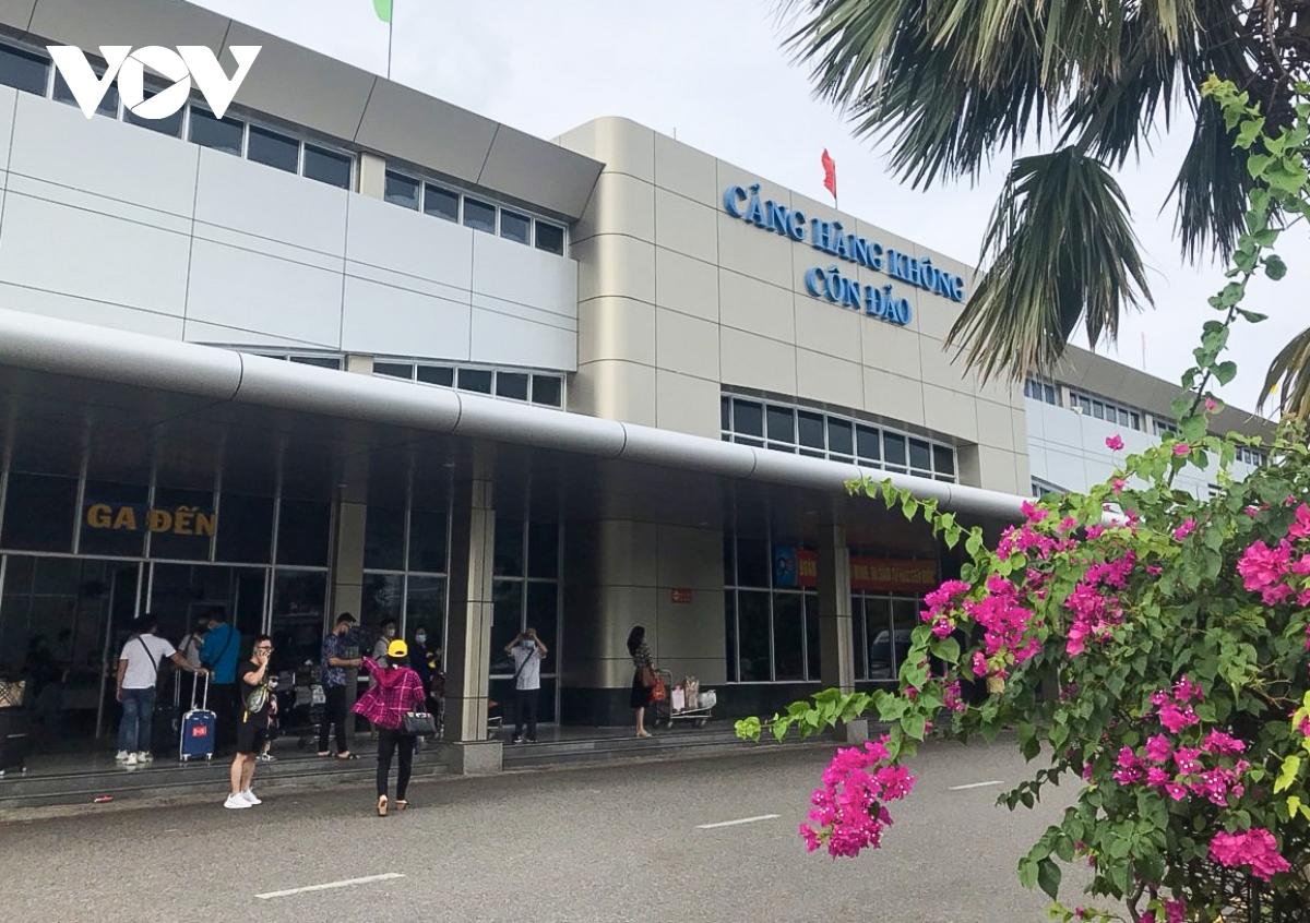 Bà Rịa - Vũng Tàu: Côn Đảo chuẩn bị đón khách du lịch nội địa theo chuyến bay charter