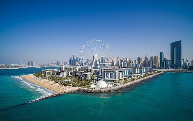 Dubai khai trương vòng quay cao nhất thế giới