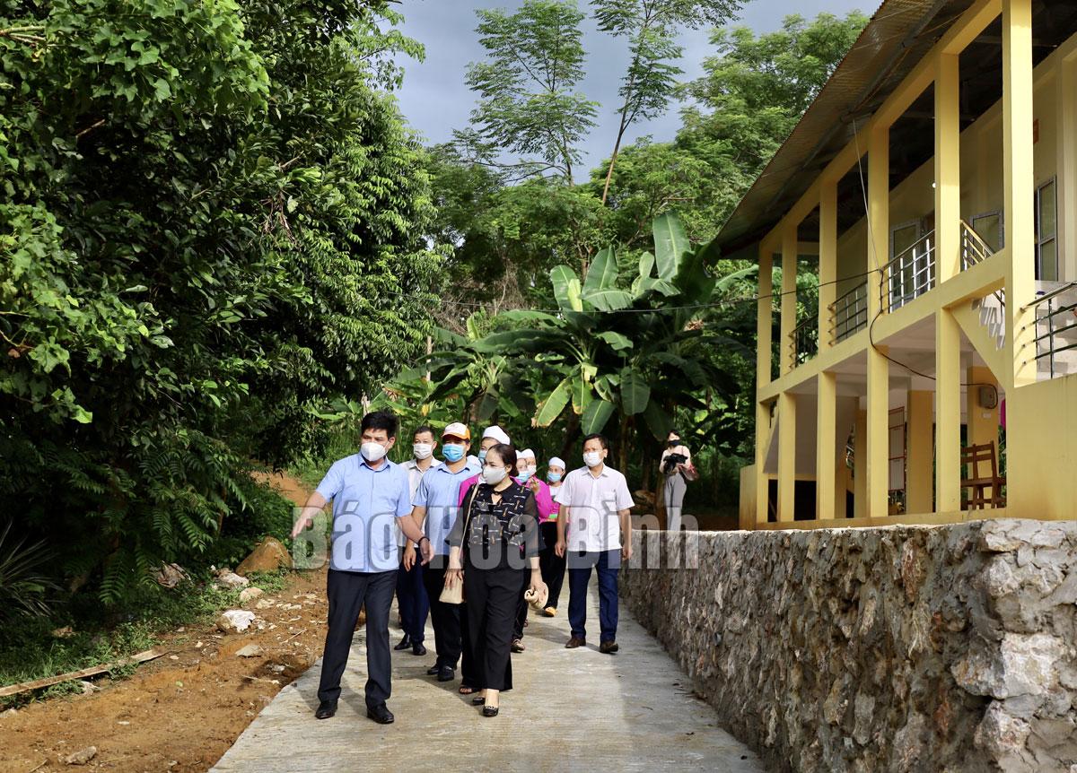 Hòa Bình: Tăng cường cơ sở vật chất cho các điểm du lịch cộng đồng