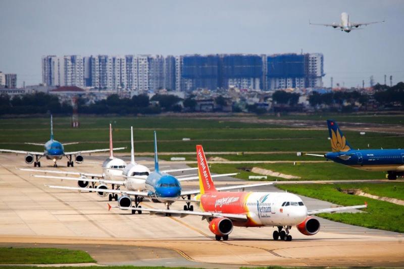 Cục hàng không Việt Nam đề xuất mở lại đường bay nội địa