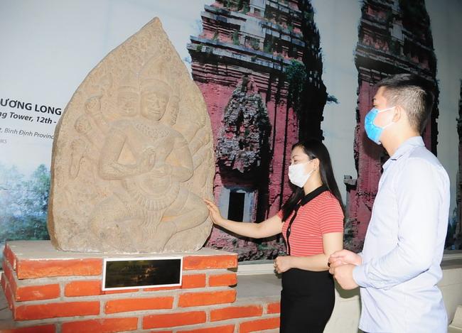 Bình Định: Giữ gìn và phát huy giá trị bảo vật quốc gia