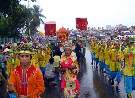 Phát huy lễ hội Cầu ngư Phan Thiết phục vụ du lịch