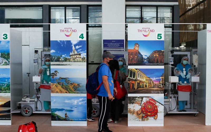 Thái Lan cân nhắc điều chỉnh chính sách mở cửa du lịch