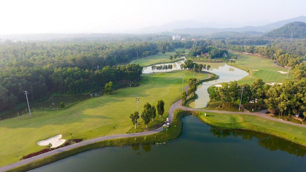 Vĩnh Phúc mở lại hoạt động du lịch, sân golf dành cho khách nội tỉnh từ ngày 13/9