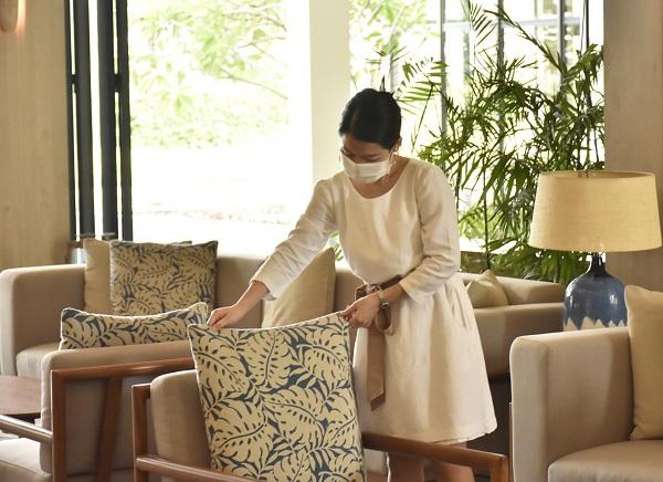 Bà Rịa - Vũng Tàu: Khách sạn chuẩn bị thí điểm đón khách